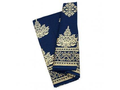 Přehoz Bali Mulya modrá