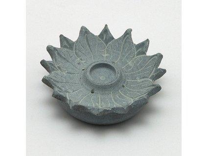 Stojánek kámen lotos na vonné tyčinky a františky