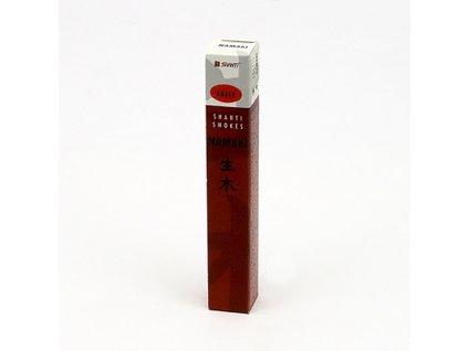 Japonské vonné tyčinky Namaki Amber