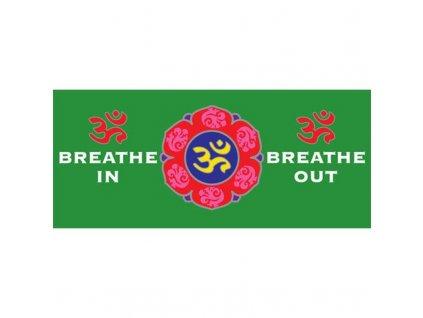 Mandala Sunlight M Breathe In Breathe Out