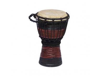 Buben Djembe Red & Black 01 30 cm
