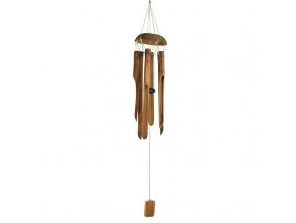 Zvonkohra bambus Antik M 32 cm