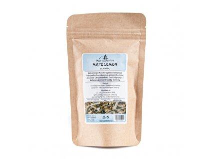Rostlinný čaj Mate Lemon 50 g