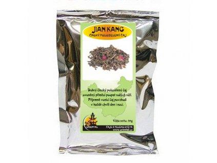 Čínský polozelený čaj Jian Kang Oolong 50 g