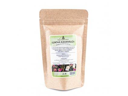 Čínský zelený čaj Sencha Maharádža 50 g