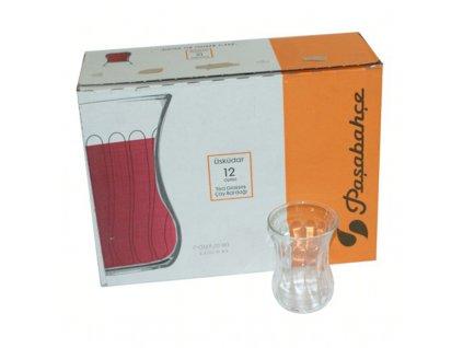 Turecká čajová sklenička Sahlab 115 ml