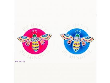 Mandala Sunlight M Bee Happy