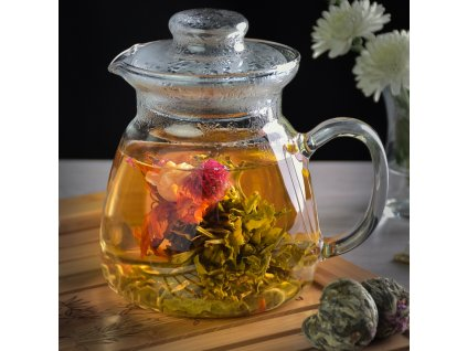 Kvetoucí čaj Ai Xing Feng Xian - Láskyplné srdce