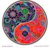 Mandala Sunseal V Yin Yang Mandala