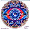 Mandala Sunseal V Third Eye Chakra