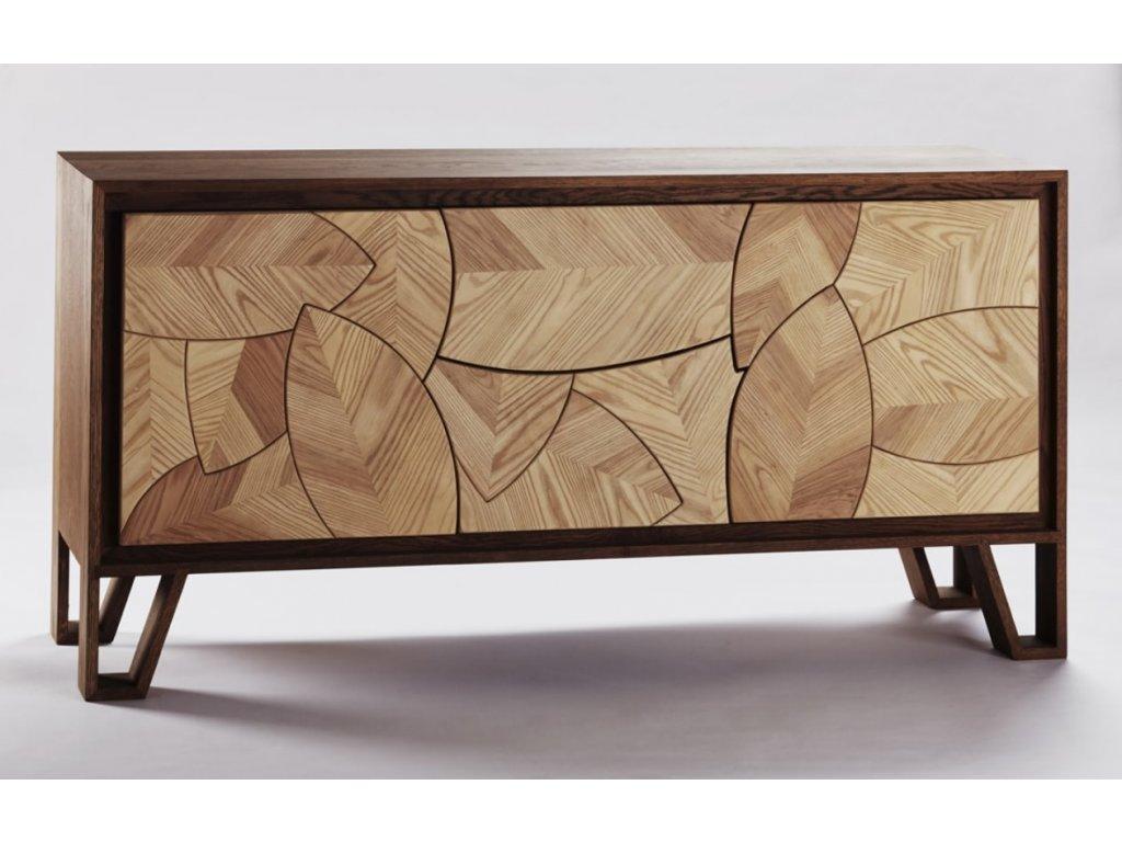 Leaf cabinet 1