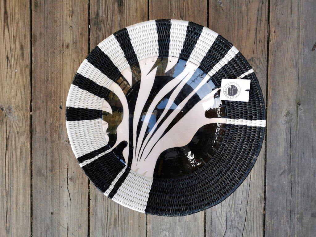 Mísa Zebra XL