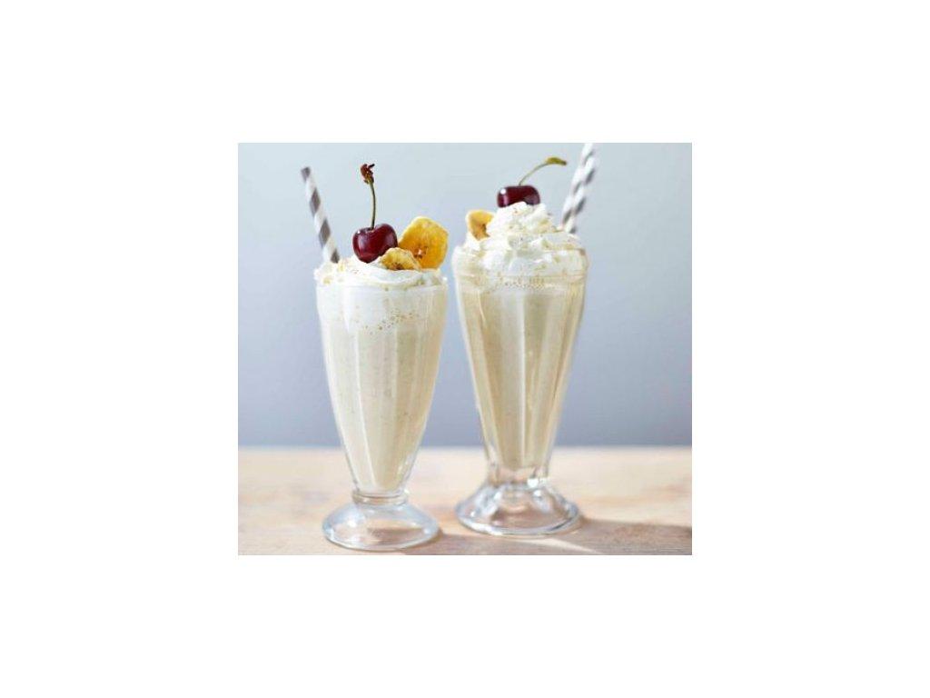 banana milkshake 1