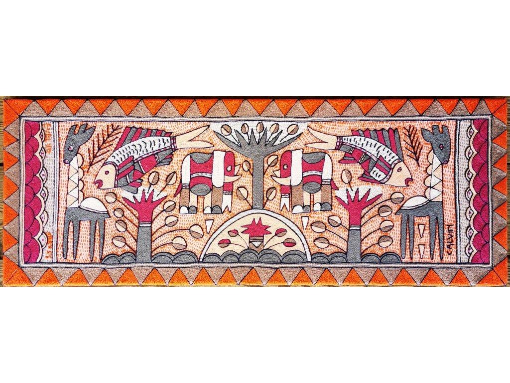 Tapiserie Kaross 100x35 cm