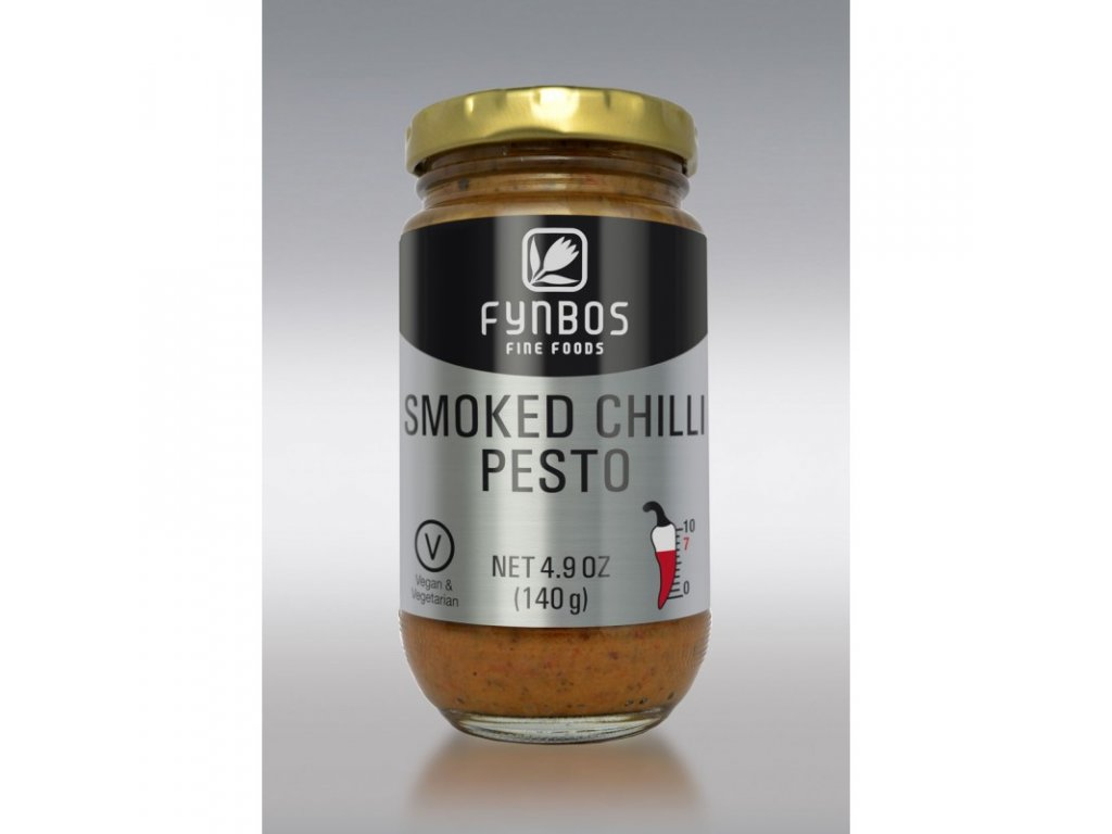 Smoked Chilli Pesto