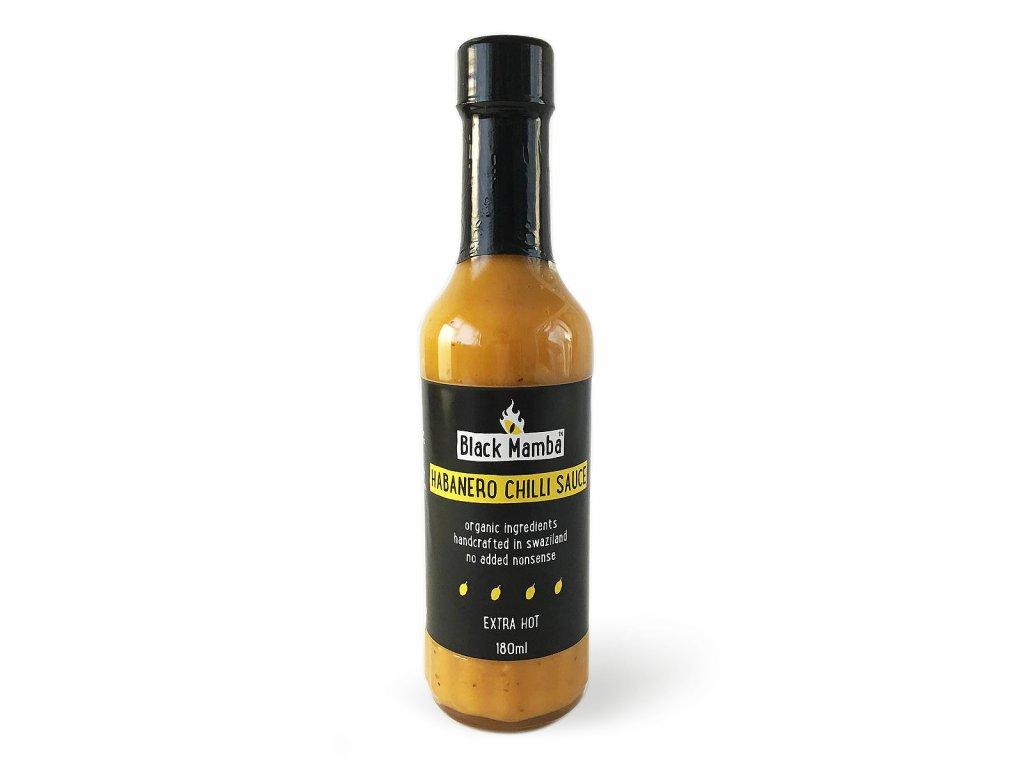 Habanero Chilli Sauce 1