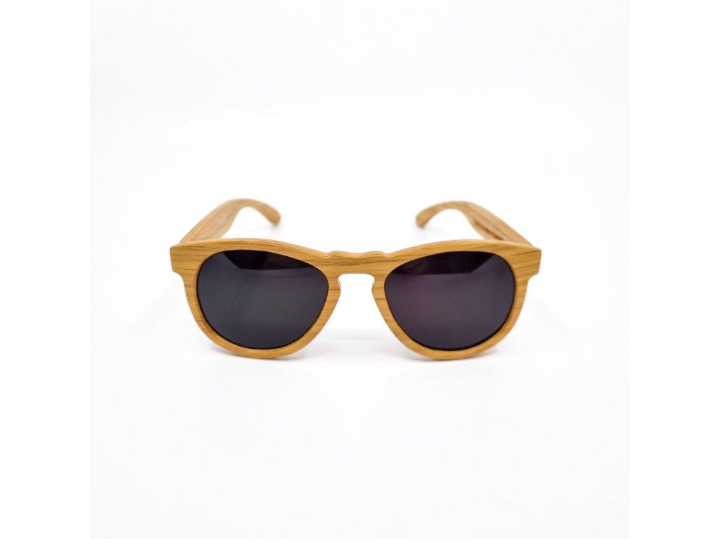 Dřevěné brýle DRU, dub 1