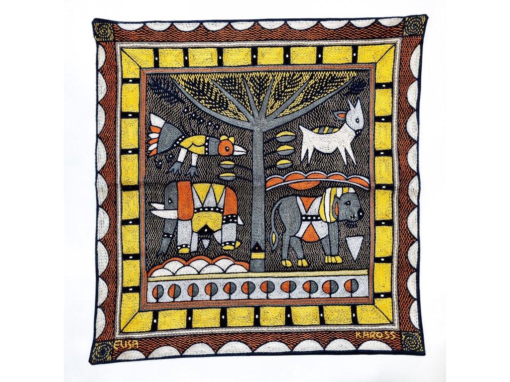 Polštář Kaross 60x60 č.10