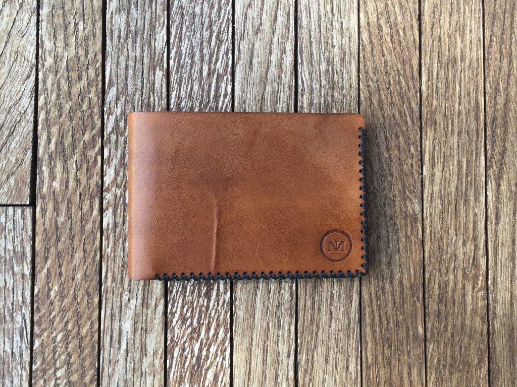 Kožená peněženka Bi-fold