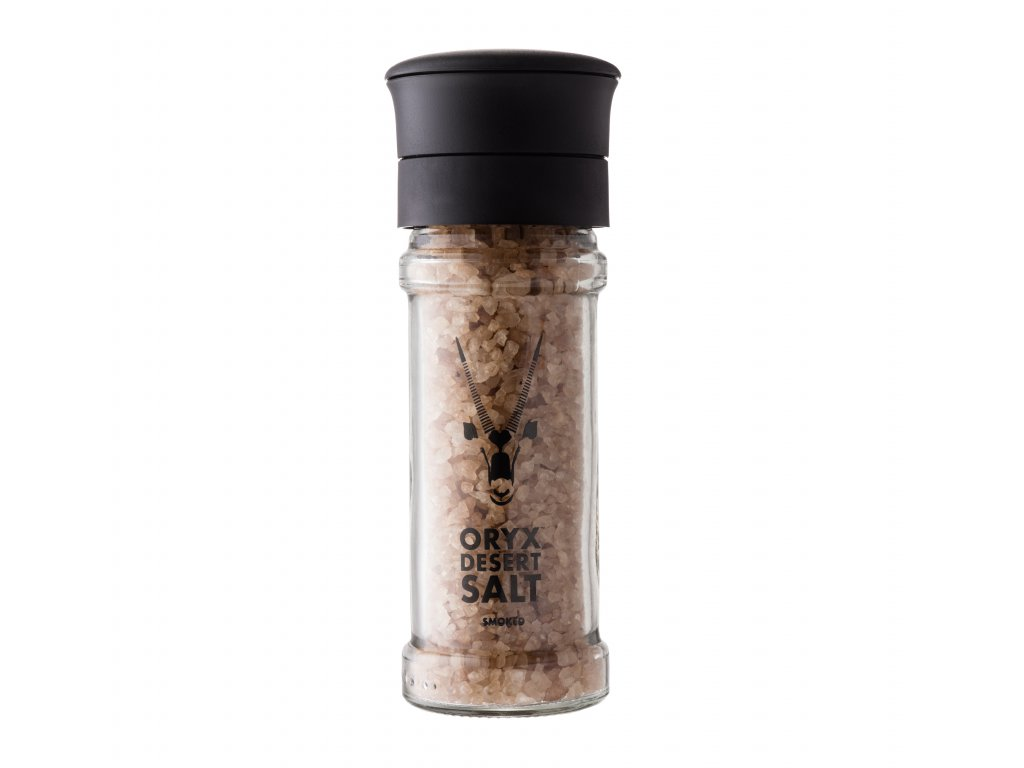 S040 Smoked Salt grinder 100g fix