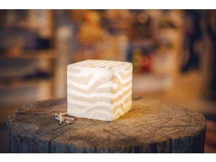 Svíčka LED Cube