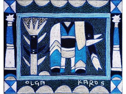 Tapiserie Kaross č. 10