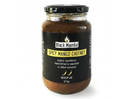 Spicy Mango Chutney 1