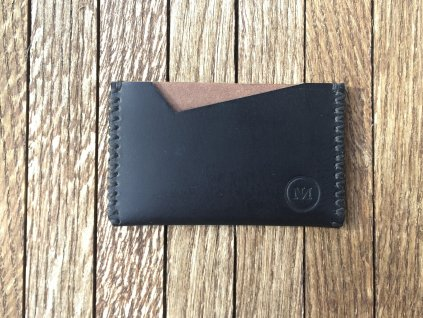 Kožený Card Holder
