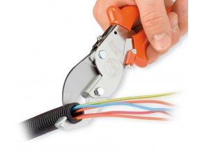 3704/16u19 Nůžky na kabelovodné trubky prům. 16 a 19mm
