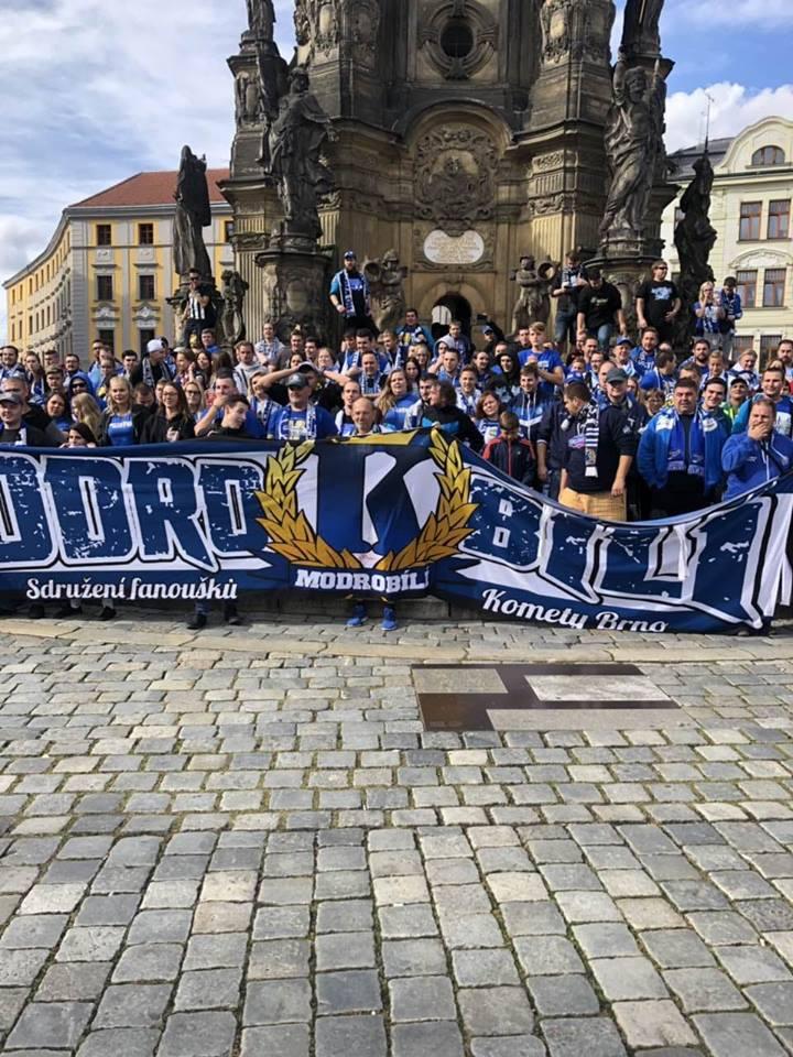 Olomouc – Kometa aneb méně je někdy více.