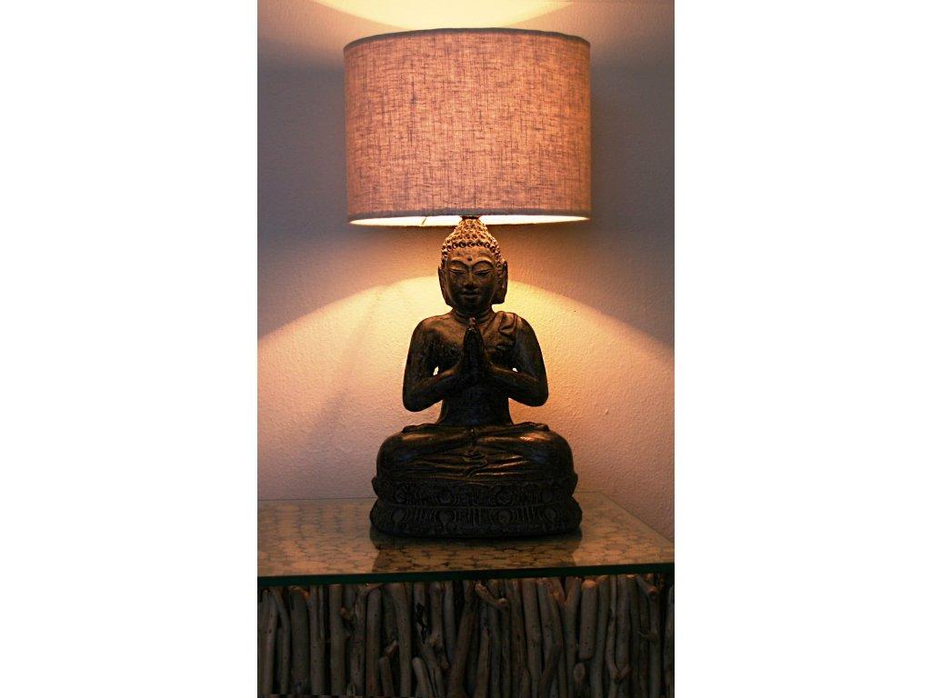 Lampa Buddha Budha 55x28x20cm