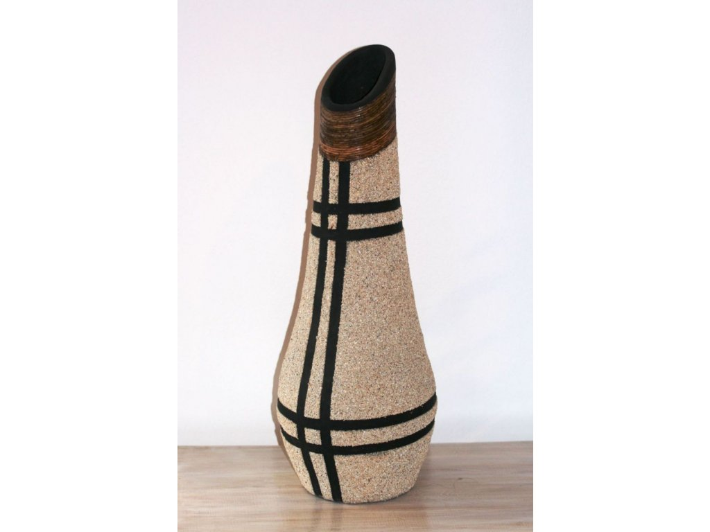Váza terakota výška 60, 80, 100cm Nain