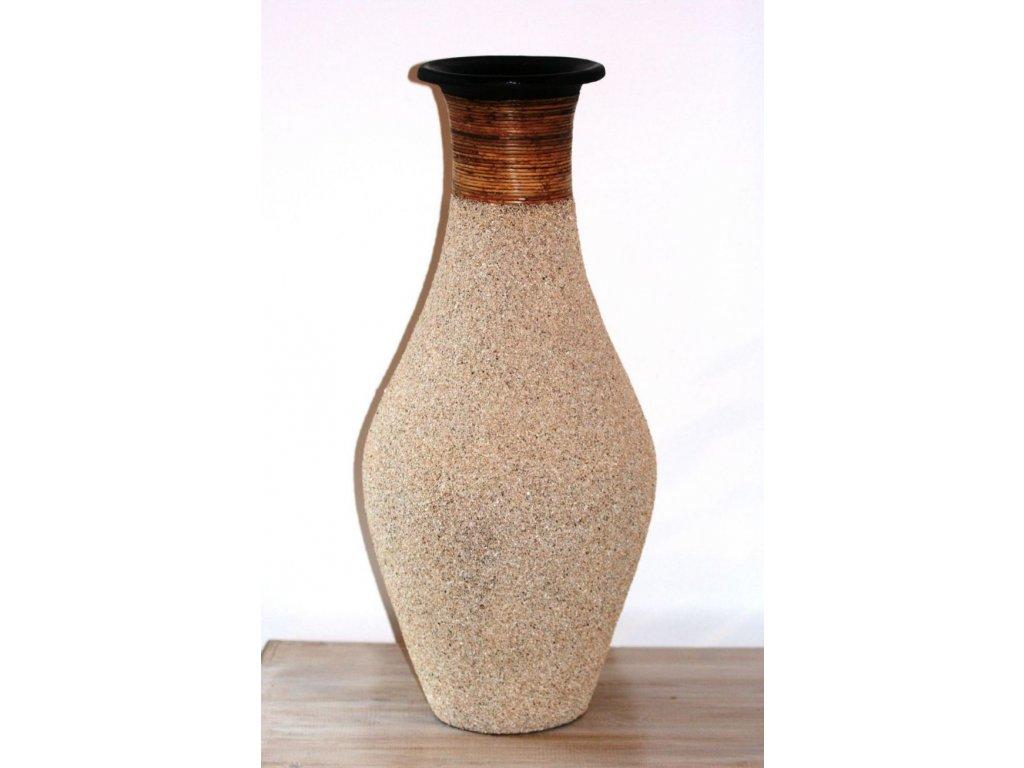 Váza terakota výška 60, 80, 100cm Manado