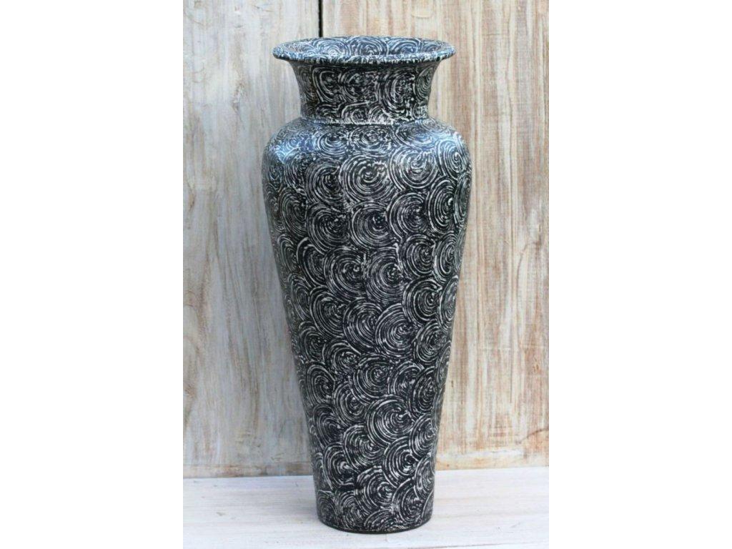 Váza terakota výška 60, 80, 100cm Siau