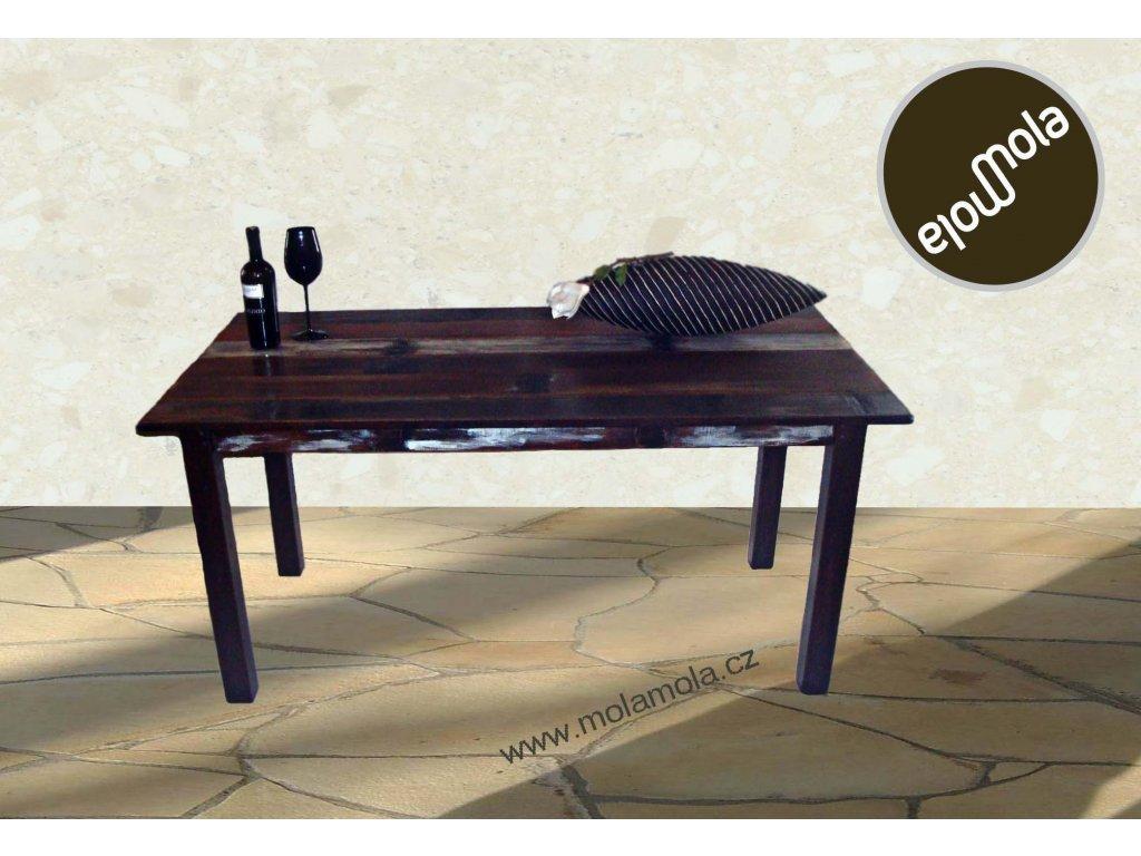 Dřevěný stůl Jatoba 160x80x78cm