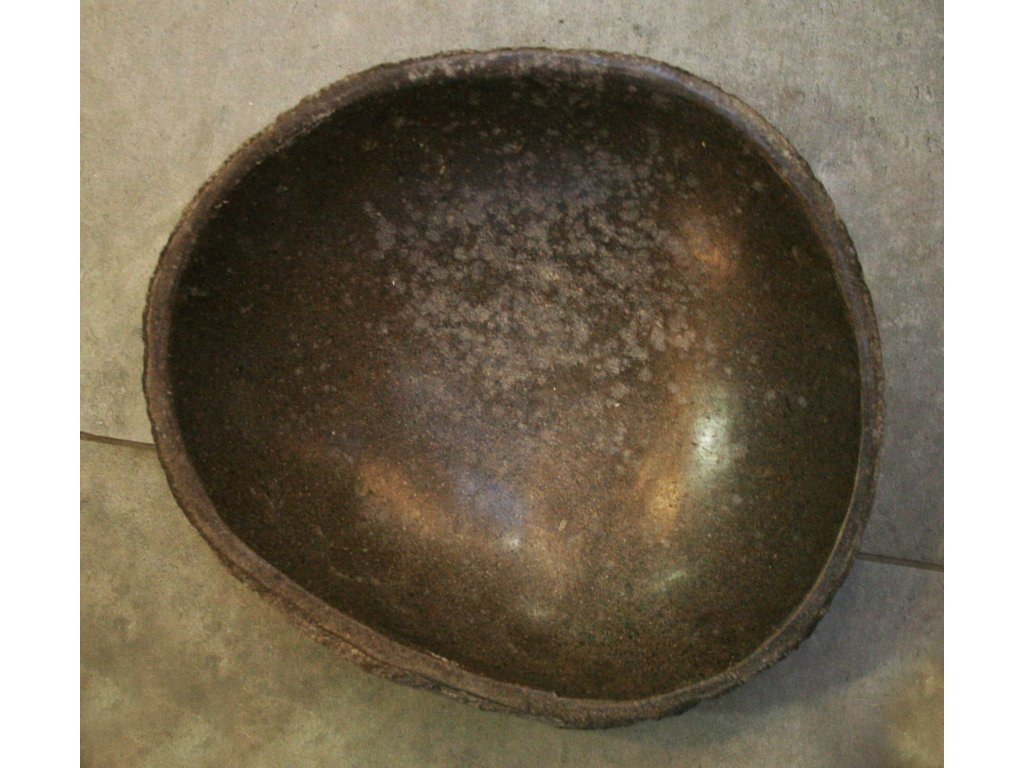Kamenná mísa na ovoce 30x34cm