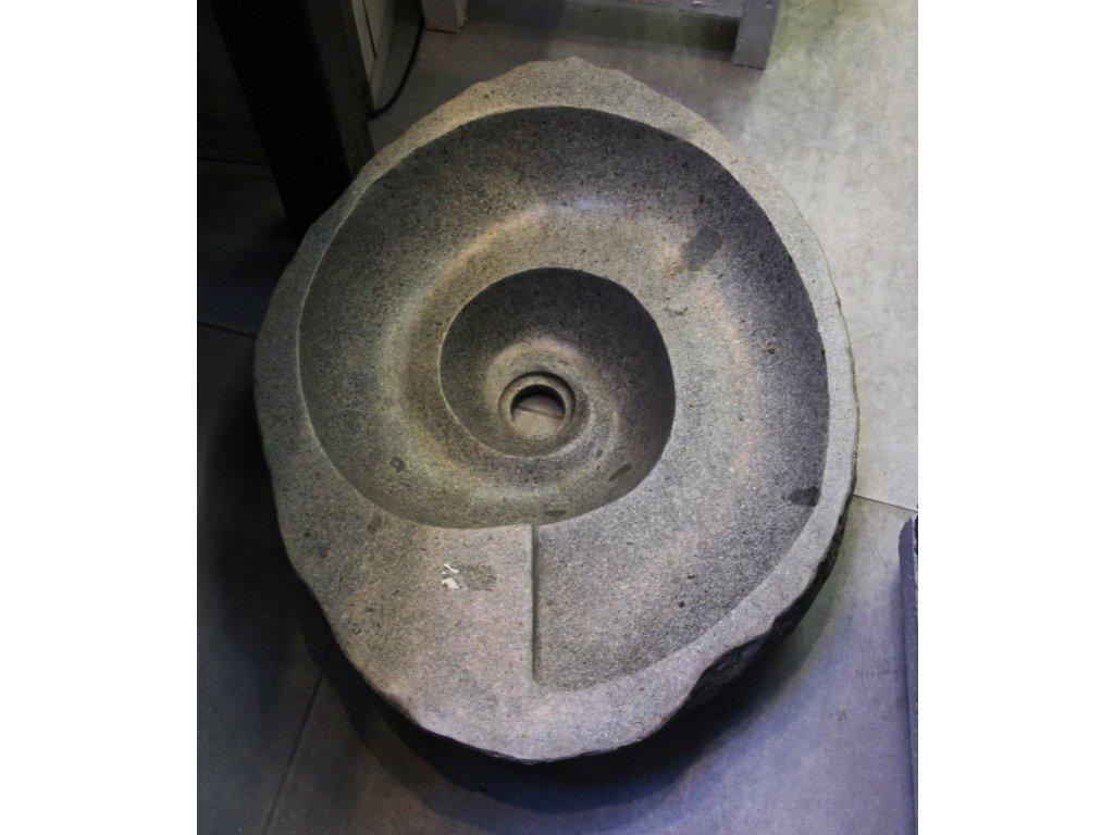 Kamenné umyvadlo U6 60x45cm