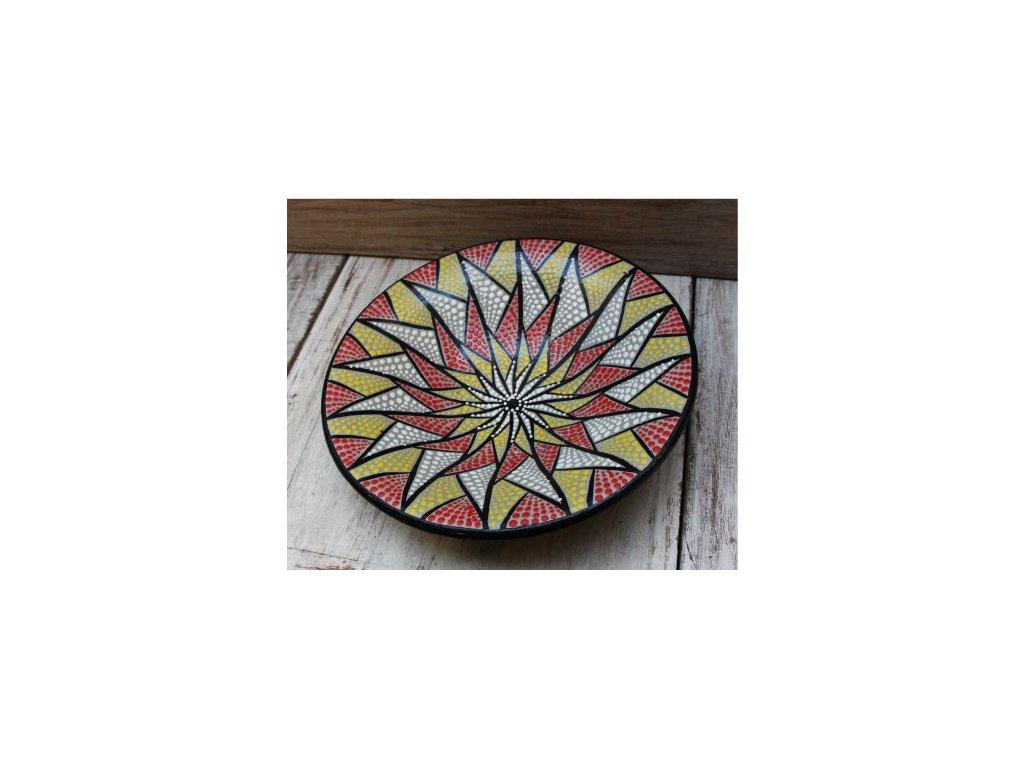 Mísa terakota průměr 28cm barevná