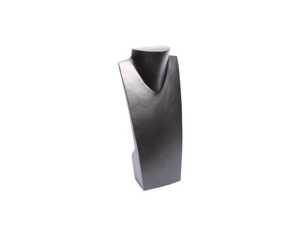 Dřevěný stojan - torzo na šperky KP 50cm