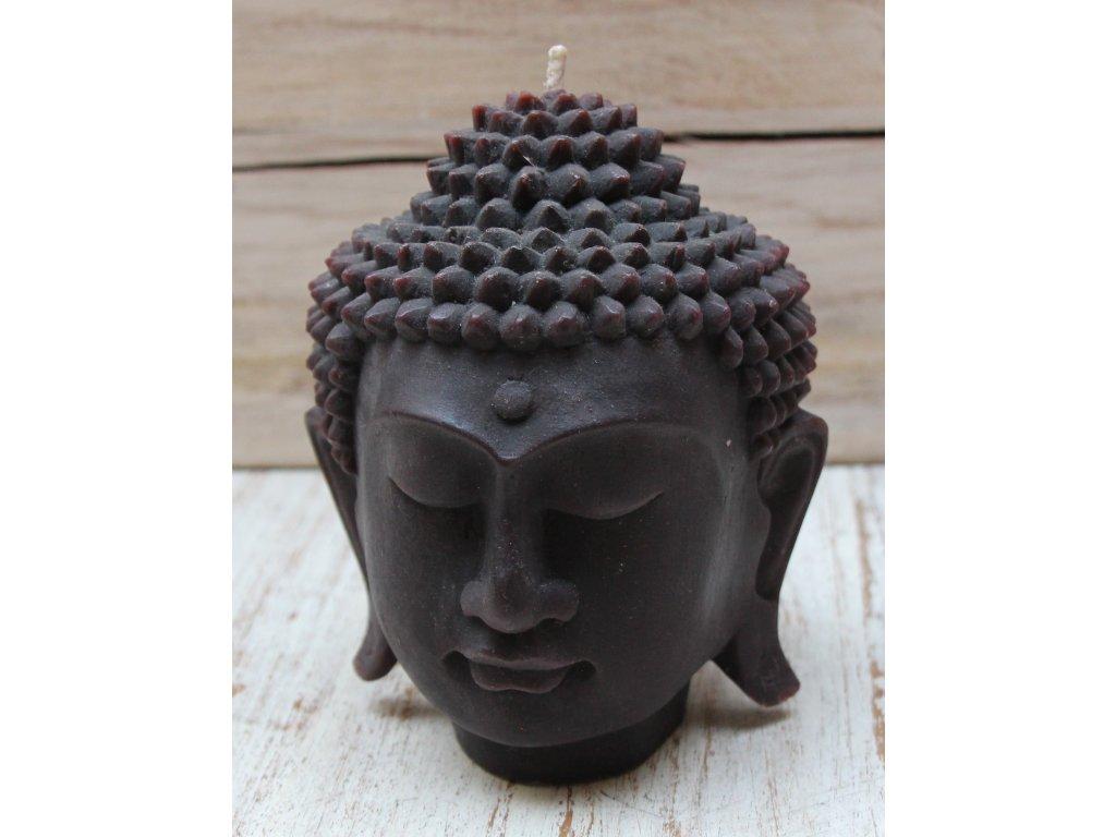 Svíčka Budha Buddha 18cm + dárková krabička