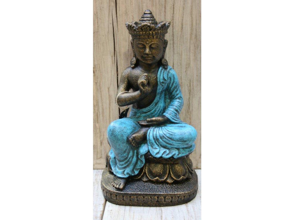Socha Budha Buddha thailand 44cm