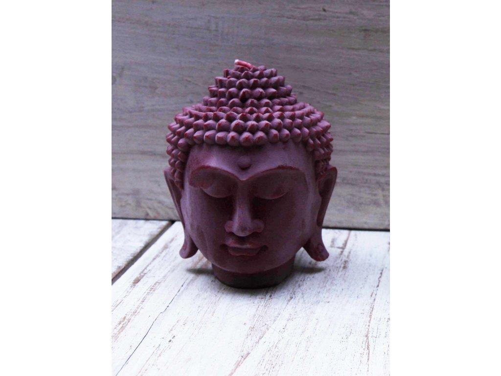 Svíčka Budha Buddha 14cm + dárková krabička