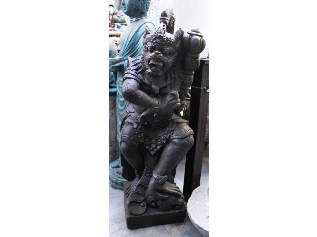 Socha Hanuman 100cm patina DB