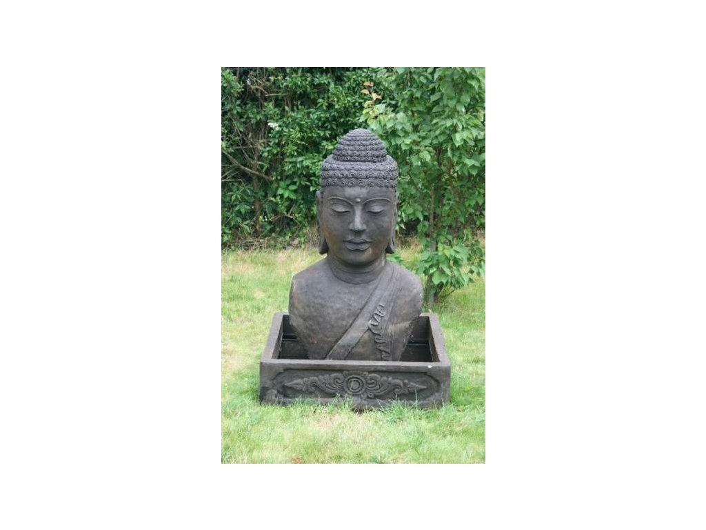 Fontána Budha Buddha 115cm patina DB