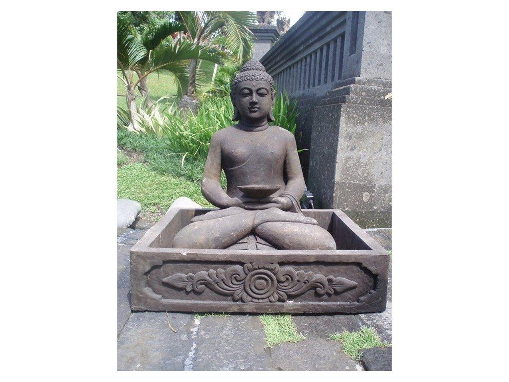Fontána Buddha 100 cm DB