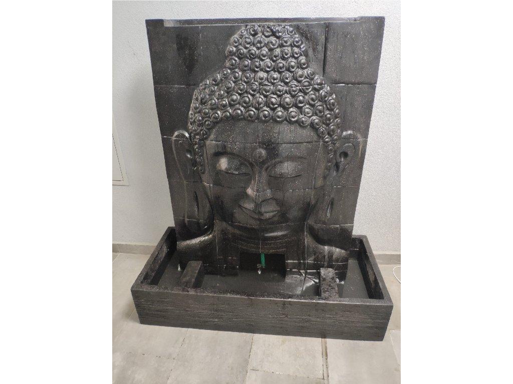 Fontána Budha Buddha stěna 130cm