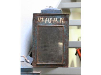 Retrolampa Krupuk 24x24x44cm Rahar.Ha