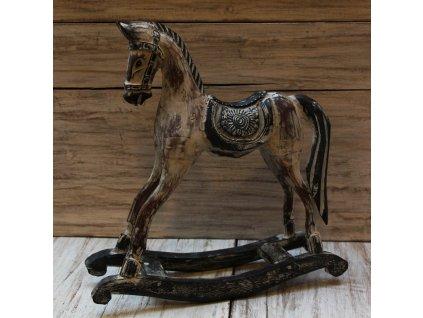 Houpací kůň 37x35x10cm