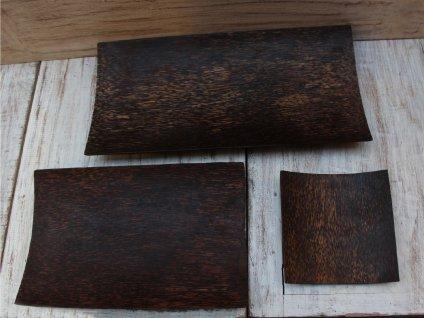 Miska - mísa z palmového dřeva S, M, L, XL, XXL