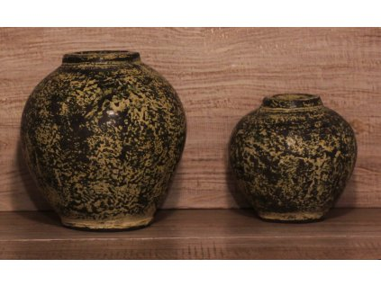 Váza terakota výška 15cm, 20cm, 25cm Kundur